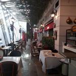 ラ・メール・プラール - カフェ
