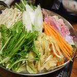 60280138 - 鶏のちゃんこ鍋(16-12)