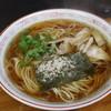 福ちゃんラーメン - 料理写真:初代風正油ラーメン大
