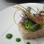 ルセット - 比内地鶏パテ