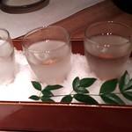 きろく - 日本酒飲みくらべセット