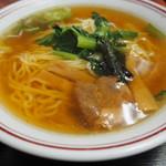 中華料理タカノ - ラーメン300円