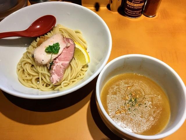 麺屋 翔 品川店 - 鶏白湯つけ麺