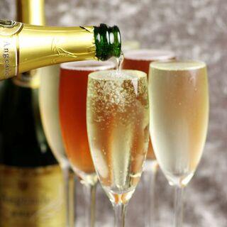 KICHIRI - ボトルワインは2,980〜ご用意しております。