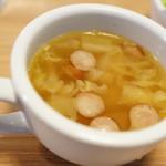 キャッチボール・ラジオ・サッポロ - スープ