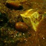 カシミール - 豆腐と豆