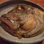 粋魚 むらばやし - 天ぷら定食の煮魚