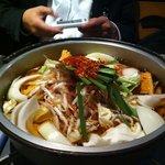 王道居酒屋 のりを - もつ鍋