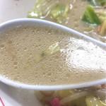和風とんこつ太郎 - 美味いです。
