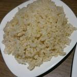 まつおか - 玄米ご飯