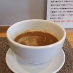 中華蕎麦 生る - つけ汁☆
