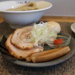中華蕎麦 生る - トッピング☆