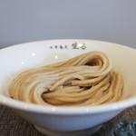 中華蕎麦 生る - 麺☆