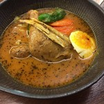 Soup curry lavi - スープ