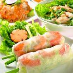 ベトナム料理専門店 サイゴン キムタン - 定番の生春巻きは絶品!