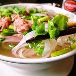 ベトナム料理専門店 サイゴン キムタン - PHO BO(フォー ボー)