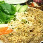 ベトナム料理専門店 サイゴン キムタン - THIT NUONG CUON BANH TRANG(ティット ヌーン クーン バン チャン)
