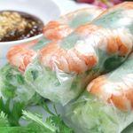 ベトナム料理専門店 サイゴン キムタン - GOI CUON(ゴイ クォン)2本