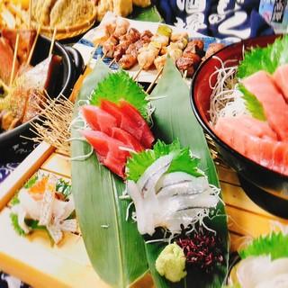 お得な飲み放題付宴会コース3500円~◎