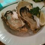 アイリッシュパブ グリーンシープ - 宮城県産生牡蠣