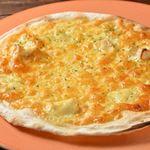 パブリックカフェバー パーキング - クワトロフォルマッジ(Pizza)