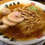 沼田商店 - 料理写真:醤油中華