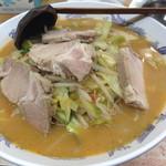 60313495 - 味噌チャーシュー麺 ¥980