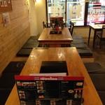 タイかぶれ食堂 - 大人数の飲み会でも広々して利用しやすい