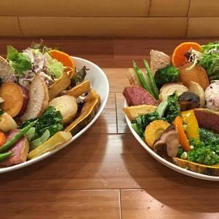 すべての野菜が【大阪産(もん)】