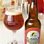 T's★Diner - 九十九里オーシャンビール¥880(税別)