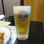 居酒屋おふくろ - 生ビール