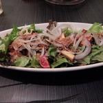 朝もぎ野菜Dining彩り家 - 野菜10種