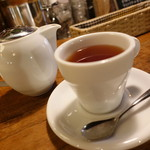 cafe12 - ☆紅茶でホッと致しました(*^^)v☆