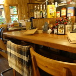 cafe12 - ☆カウンター席もあります(*^。^*)☆