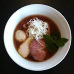 らぁ麺・酒菜 義澤 - 料理写真:醤油らぁめん