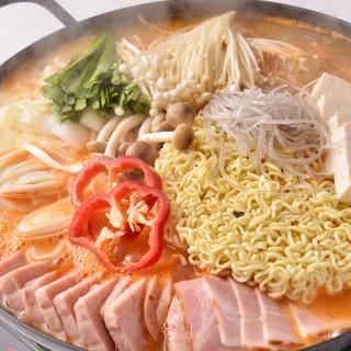 ブデチゲ鍋