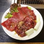 焼肉サラリーマン - ロース、ハラミ