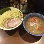 俺の麺 春道 - 海老つけ麺 ¥800-