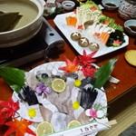 しらさぎ - 料理写真: