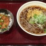 あずみ - ヒレカツ丼セット
