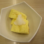 スシロー  - だし巻き玉子 100円(税別)