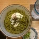 いし川 - 茶そば