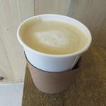 スウィング バイ コーヒー - ホットカフェラテ 430円