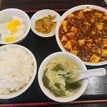 60326708 - ランチ麻婆豆腐850円