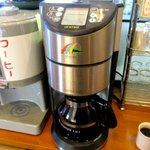 龍龍 - コーヒーまでもサービス!