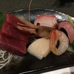 北貝料理 なむら別邸 - お刺身