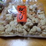 高輪 柳屋 - ピーナツおこし(370円)