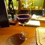 炭焼き&ワイン ドリフト - グラス赤ワイン