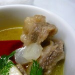 神戸牛 吉祥吉 - お肉がゴロリです