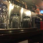 拉麺 札幌ばっち軒 - お冷グラス